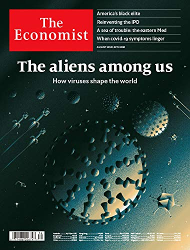 The Economist [UK] August 22 - 28 2020 (単号)