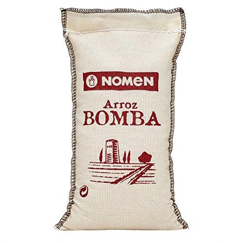 Paella Reis, Nomen Arroz Bomba - spanischer Rundkornreis, 500 gr.