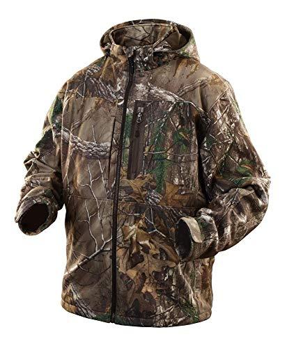 Milwaukee 2386 M12 12V Cordless Realtree Xtra Camo 3-in-1 Heated Jacket (Jacket Only) Large