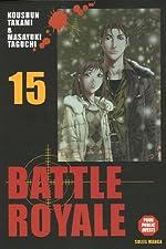 Battle Royale, Tome 15 de Masayuki Taguchi