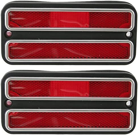 Front Side Marker Parking Turn Signal Set for 1 year warranty Lights Pair Mail order cheap Corner