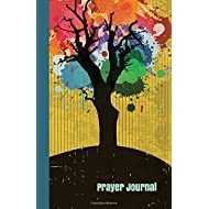 Prayer Journal: A Guided Daily Prayer Book for Adults and Teens with Colorful Tree Cover