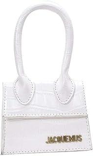 TESSSAR Jacquemus Mini borsette e borsette per donna Borsa a tracolla Famosa marca Tote Borse di design di lusso Modello c...