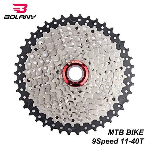Mtb Fahrrad Freilauf 9-gang-kassette 11-40 T Übersetzungsverhältnis Fahrradteile Mountainbike-kettenrad Für Shimano Sram 1 9S 11 to 40T