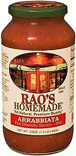Rao's Homemade Arrabbiata Sauce, 24 Ounce Jar