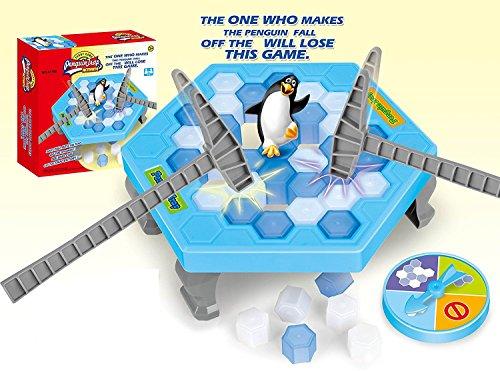 NEO+- Juego de Mesa Salva al Pingüino (61788)