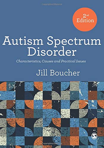 Compare Textbook Prices for Autism Spectrum Disorder 2 Edition ISBN 9781446295670 by Boucher, Jill
