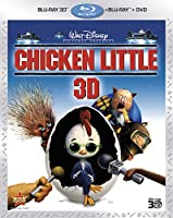 Chicken Little [Blu-ray] [Import]