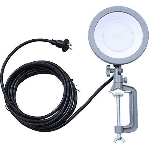 山善 LED投光器 防雨型 昼光色 (30W) 吊り下げ式/クランプ式 LTX-A30D