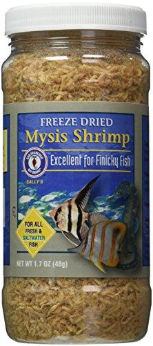 San Francisco Bay Brand Asf71720 Freeze Dried Mysis Shrimp For Fresh And...