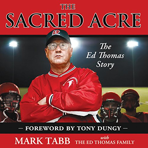 The Sacred Acre audiobook cover art