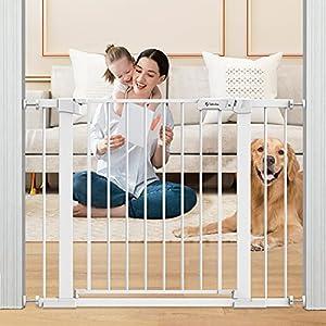 Tokkidas Auto Close Safety Baby Gate, 29.5