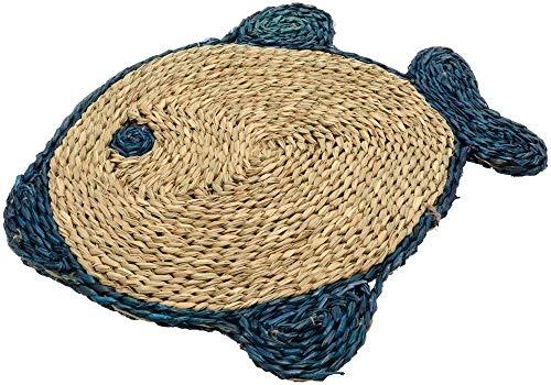 Set de table poisson fibres naturelles