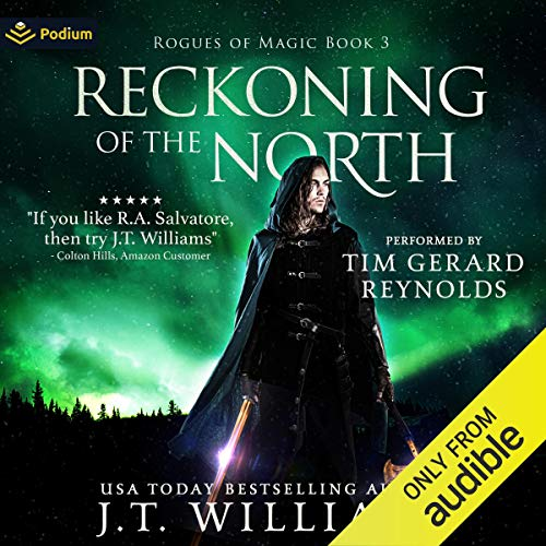 Reckoning of the North cover art