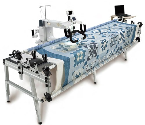 quilters dream machine