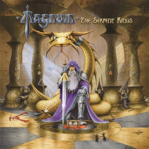 The Serpent Rings [Vinyl LP] (violett)