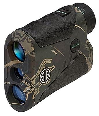 Sig Sauer KILO1250 Laser Range Finding Monocular 6X20MM, Camo. MPN SOK12602 by SIG SAUER INC