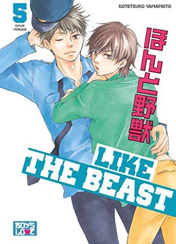 Like The Beast - Tome 05 - Livre (Manga) - Yaoi