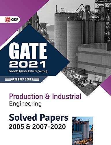 GATE Production & Industrial Engineering Solved Papers