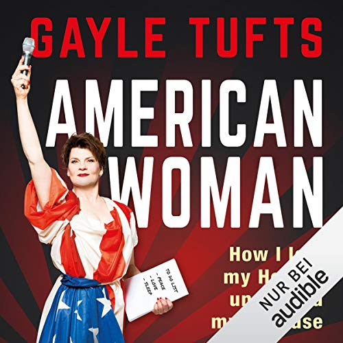 American Woman audiobook cover art