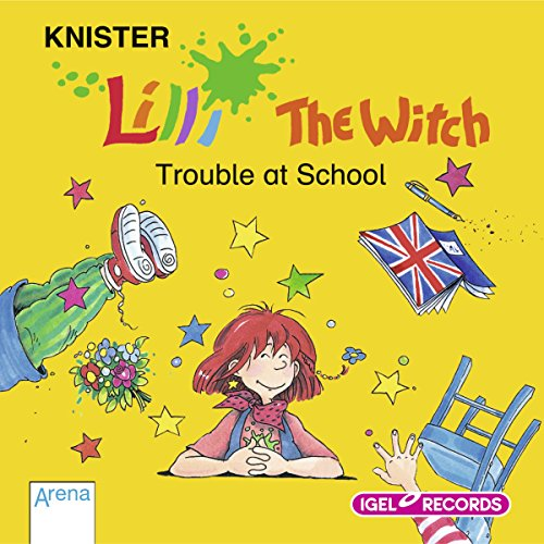 Lilli the Witch: Trouble at School Titelbild