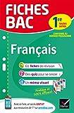 Fiches bac Français 1re toutes séries - Fiches de révision Première séries générales et technologiques