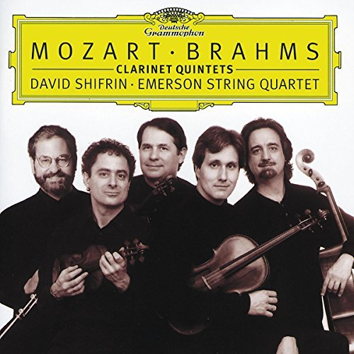 Clarinet Quintets by unknown (1999-05-11