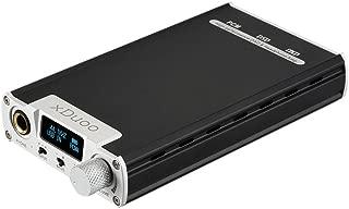 xDuoo DSD DAC Portable Audio Headphone Amplifier (Black)