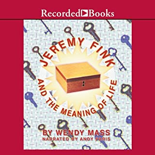 Jeremy Fink and the Meaning of Life audiobook cover art