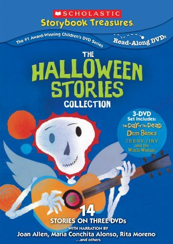 The Halloween Stories Collection Volume NEW before selling 2 1 year warranty DVD 3pk