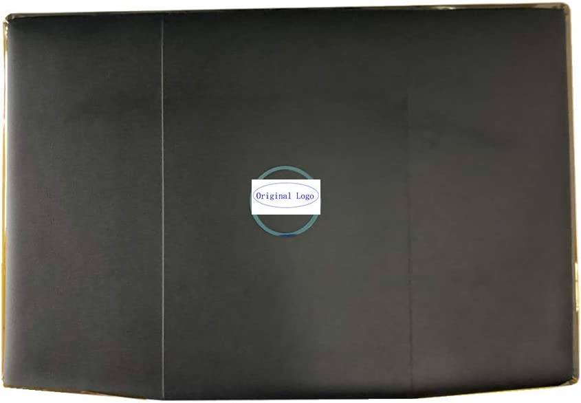 New Replacement for Dell G3 15 3590 Laptop LCD Cover Back Rear Top Lid 747kp 0747KP 460.0H70N.0022 with Blue Logo