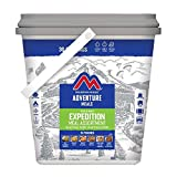 Mountain House Expedition Bucket | Freeze Dried Backpacking & Camping...