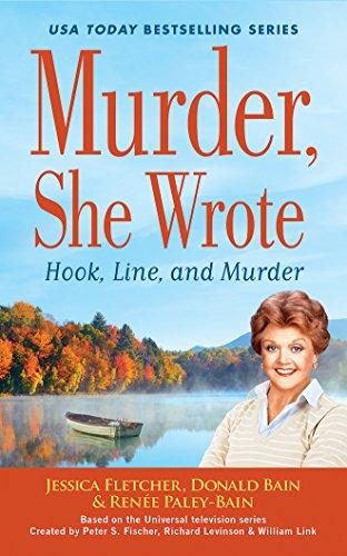 MURDER SHE WROTE HOOK LINE 6D