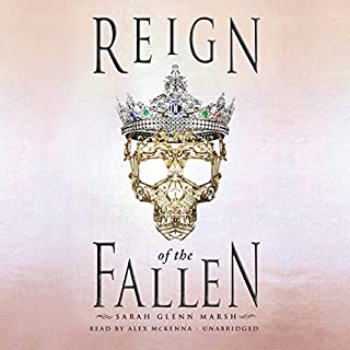 Reign of the Fallen                   By:                                                                                                                                 Sarah Glenn Marsh                               Narrated by:                                                                                                                                 Alex McKenna                      Length: 12 hrs and 53 mins     6 ratings     Overall 4.2
