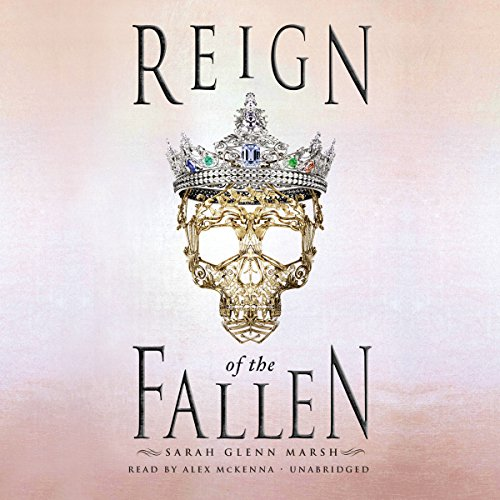 Reign of the Fallen audiobook cover art