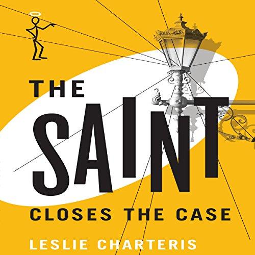The Saint Closes the Case cover art
