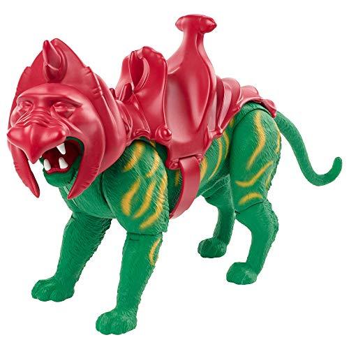 Masters of the Universe- Battle Cat Personaggio da 17 cm, Creatura di Eternia, Giocattolo da Collezione per Bambini 6+Anni, GNN70