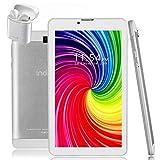 Indigi New 4G LTE GSM Unlocked 7-inch Android 9 TabletPC & Smartphone (QuadCore + 2SIM + 2GB RAM/16GB Storage)