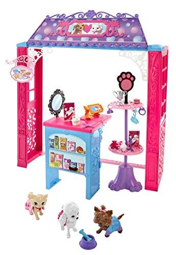 Barbie - Ccl73 - Poupée Mannequin - L'animalerie