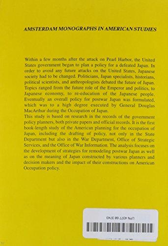 『What Future for Japan?: U.s. Wartime Planning for the Postwar Era, 1942-1945 (Amsterdam Monographs in American Studies)』の1枚目の画像