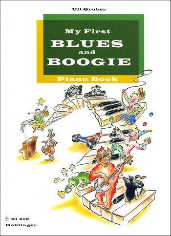 My First Blues & Boogie Piano Book für Klavier