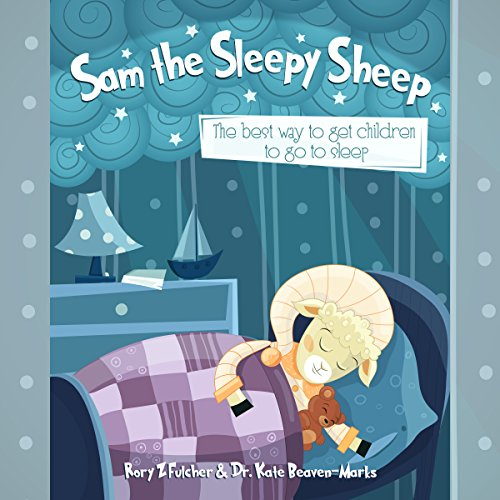 Sam the Sleepy Sheep cover art
