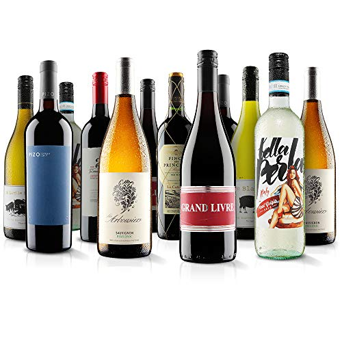 Top Selling Customer Favourites, Mixed Wine Case (Case Of 12) - Virgin Wines