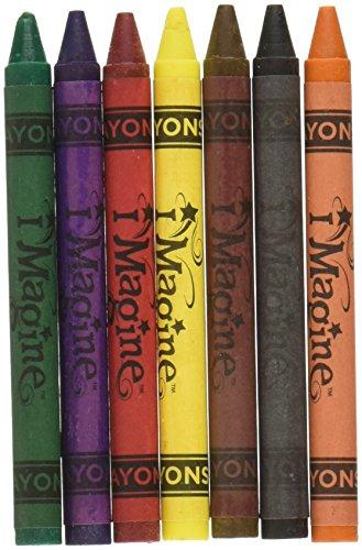 Crayons de Couleur pour Textiles