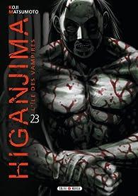 Higanjima, tome 23 par Koji Matsumoto