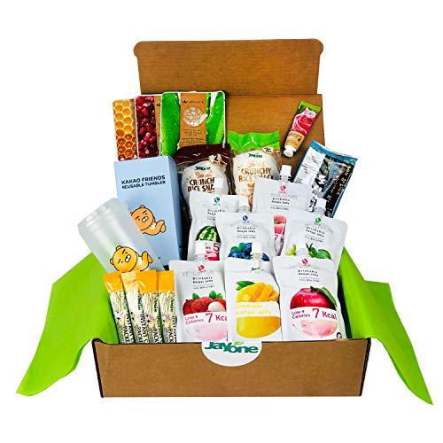 Jayone Konjac Jelly Assortments \& Variety Gifts (Snack Box Ver.3)