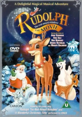Rudolph The Red-Nosed Reindeer - The Movie [DVD]