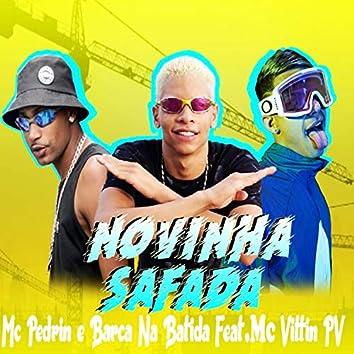 Novinha Safada (feat. Mc Vittin PV) (Brega Funk)