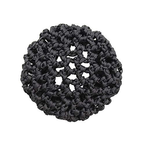 Reusable Bun Hair Nets Girls Ballet Dance Elastic Band Hair Nets (10 pieces), A03