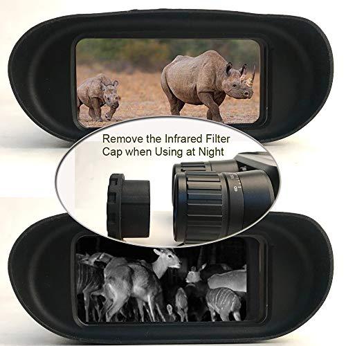 Solomark NV400-B digitales Nachtsichtgerät 7-fache Vergrößerung Erfahrungen & Preisvergleich